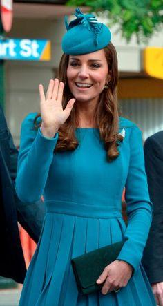 【決定版】英キャサリン妃のロイヤルツアーファッションをランキングで総復習! | Banq [バンク]