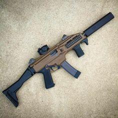 Cz Scorpion Evo A1 Guns Amp Ammo Guns Submachine Gun