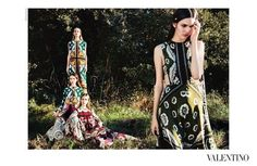 Valentino S/S 2015 | Maartje Verhoef, Grace Simmons + More by Michal Pudelka [Full Campaign]