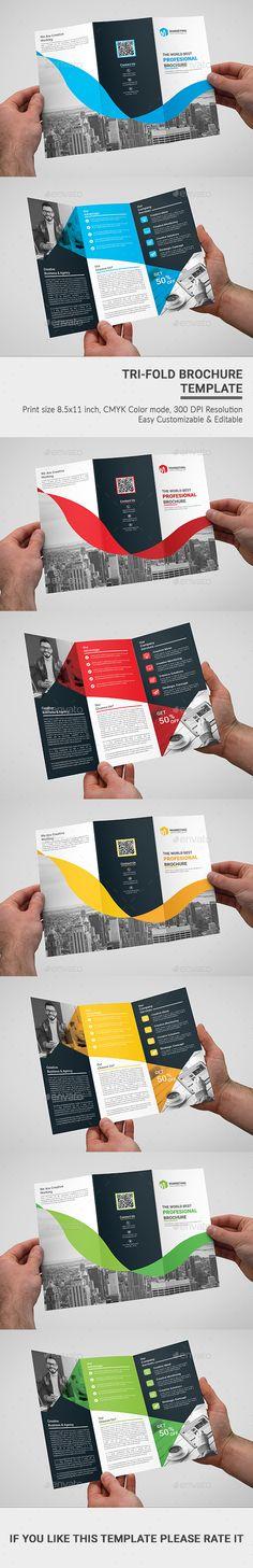Trifold Brochure - Brochures Print Templates  #Trifold-Creative-Brochure #TrifoldCreativeBrochure #Trifold #CreativeBrochure #Brochures #modern-Brochures #template #PrintTemplates  #graphicriver #Print #Templates #Business #Creative #Design #trifoldbrochure #portfolio #sellfy #Creative  #Modern #Company #Profile  #magazine #Brochure #bifoldbrochure #squaretrifoldbrochure
