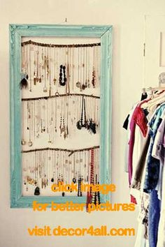 20 DIY Bedroom Organizers Enhancing Recycling Ideas with Creative Design