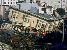 The 1989 Earthquake in San Francisco left houses in the Marina District unrecognizable. Cars were crushed, homes were demolished, and highways and bridges were buckled. The entire city felt the magnitude of this quake.