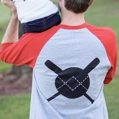 Baseball Raglans | Unisex Adult LG-XL