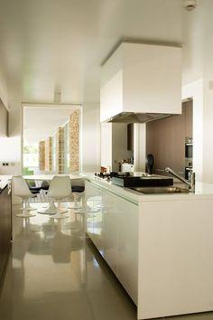 Cozinha: Cozinhas modernas por A.As, Arquitectos Associados, Lda