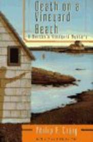 Death on A Vineyard Beach by Phillip R Craig