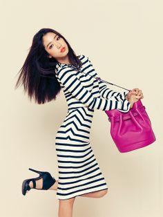 브루노말리, 박신혜 가방 '럭키N백' 완판…긴급 리오더 http://www.fashionseoul.com/?p=25170