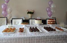 Sweet Table - Grandma's 90th Birthday
