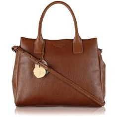 Radley London Portland Place Medium Grab Bag Tan