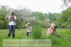 Action beim Workshop Hochzeitsfotografie mit Kathrin Stahl!