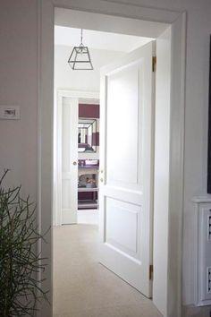 Oltre 25 fantastiche idee riguardo porte bianche su - Finestre a ghigliottina ...