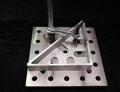 Fireball Tool welder machinist squares assists with clamping your project as you make that important tack weld