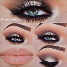 So pretty love the lip color.. I need that color so bad. Anyone know what it is?