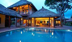 Nanuku Auberge Resort - Luxury Beachfront Resort in Fiji Dream Vacations, Vacation Spots, Vacation Rentals, Australia Tours, Fiji Islands, Tropical Houses, Tropical Paradise, Island Resort, Land For Sale