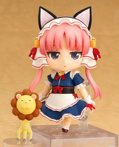 From the popular anime series 'Pandora in the Crimson Shell: Ghost Urn' comes a Nendoroid of Clarion! She comes with a alternate expression for comat as well as her combat knives 'Yoryu' and 'Haiko' a