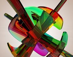 """Check out new work on my @Behance portfolio: """"Something glass"""" http://on.be.net/1huIDUt"""