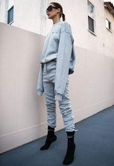 Style inspiration from The Native Fox - Athleisure