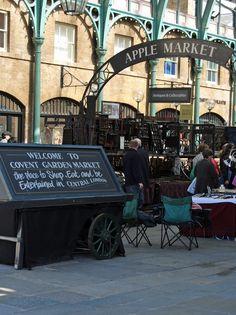 covent garden market, london