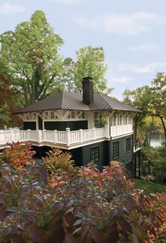 Arts and Crafts Home - craftsman - Exterior - Other Metro - Donald Lococo Architects