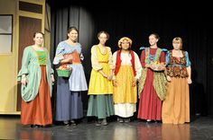 Beauty and the beast villager costume - yahoo image search results broadway costumes, theatre costumes Broadway Costumes, Theatre Costumes, Diy Costumes, Costume Ideas, Theatre Props, Beauty And The Beast Diy, Beauty Beast, Beauty And The Beast Costumes, Family Halloween Costumes