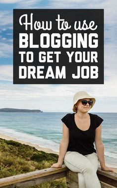 You might be surprised to find out how blogging can get your foot in the travel industry. If you do it right, you can get your dream travel job through blogging! Find out how at A Globe Well Travelled.