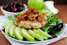Orchard Turkey Burgers: Orchard Turkey Burgers are moist and juicy from the addition of grated apple into the burger.