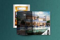 Luxury villa Guadalmina 35 By Nok also in UTOPIA Magazine!