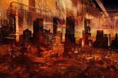 Saatchi Art is pleased to offer the photograph, Noche Urbana VI. Edition by ACQUA LUNA. Original Photography: Color, Digital, Manipulated on Paper. Original Paintings, Original Art, City Photography, Artwork Online, Surrealism, Buy Art, Paper Art, Saatchi Art, Street Art