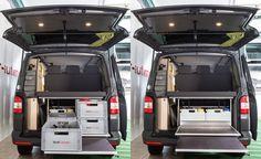 WASSER-Kanister Dusch-Wasser VW Bus Camper » Neureuther Automobile - MultiCamper - T5/T6 Campingbus