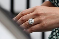 Where to Get an Asscher Cut Ring Just Like Pippa Middleton's