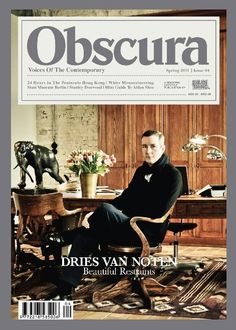 Obscura, Spring 2011,