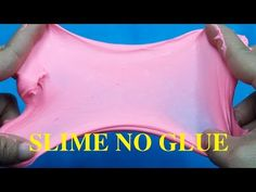 DIY Slime Without Glue , No Glue, No Borax | How To Make Slime Without