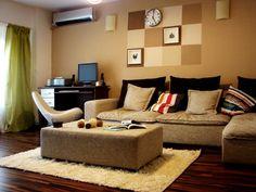 Amenajarea moderna a unui apartament mic din Bucuresti- Inspiratie in amenajarea casei - www.povesteacasei.ro