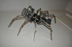 Spider & pulverflue - www.artbypeo.com