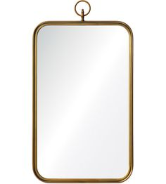 Hey Look What I found at Lighting New York  Renwil MT1508 Coburg 40 X 22 inch Brass Wall Mirror #LightingNewYork