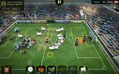 """""""This game is absolutely fantastic."""" Joe Del Busso, http://greenlitgaming.com/footlol-epic-fail-league-beautiful-game-gets-ugly/ Download the game: https://itunes.apple.com/ru/app/footlol-bezumnyj-futbol!/id892380417?mt=8"""