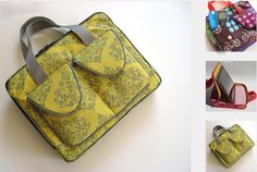 sewing ipad carrying case | iPad eReader Carrying Case Sewing Pattern | telefonile, tahvlile, s...