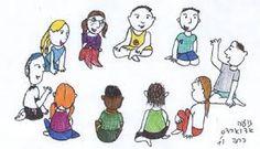 Spel volg de leider: 1 kind wordt de ruimte uitgestuurd. De andere kinderen zitten of staan in de kring. Er wordt een leider aangewezen. Het kind dat weggestuurd was, neemt plaats in het midden van de kring waarna de leider met grootse bewegingen begint. De andere kinderen volgen en doen dus de beweging na het kind dat in het midden staat, moet  zien te ontdekken wie de leider is.