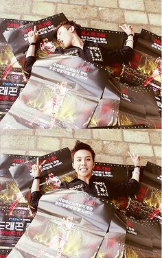 G-Dragon (Kwon Ji Yong ) ♡ #BIGBANG #GD