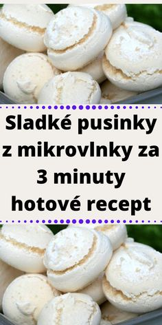 Czech Recipes, Pavlova, Sweet Desserts, Cake Pops, Christmas Cookies, Kids Meals, Deserts, Food And Drink, Sweets
