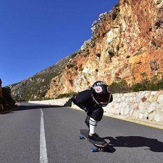 Kent Lingeveldt...faster than a speeding bullet! Photo by Trevor Rodney…