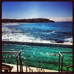 @Lija Wilson's #SecretSpots is The Crabbe Hole at Icebergs Pool, #Bondi Beach #Sydney. Where else in the world can you site and over look one of the world's most iconic beaches with locals pumping out laps in the amazing Icebergs pool right beneath you ? Your only choice is a stool but with the view in front of you, it doesn't matter. Order a latte or a fresh fruit smoothie or a big bowl of homemade fruit and muesli and suck in the scenery.