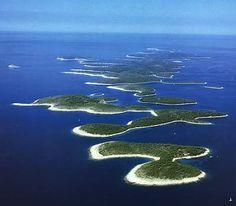 Pakleni Islands - Croatia