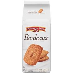 Copycat recipe: Pepperidge Farm Bordeaux Cookies.