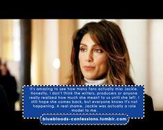 Nicki On Blue Bloods | blue bloods #jackie curatola #jennifer esposito #confessions # ...