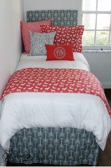 Coral Woodland Designer Bed In A Bag Set