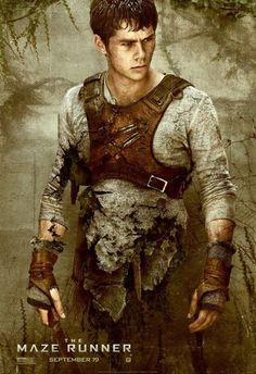 The runners of The Maze Runner get their own character posters. Dylan O'Brien and Will Poulter lead the cast of The Maze Runner. Maze Runner Thomas, Maze Runner 2014, Maze Runner The Scorch, Maze Runner Cast, Maze Runner Movie, Dylan O'brien, Dylan Thomas, Thomas Brodie, Maze Runner Trilogy