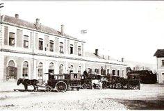 Estacion de Pamplona 1900