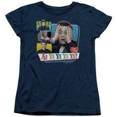 Lucy - Ai Yi Yi Yi Yi Women's T-Shirt