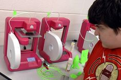 PHILLIPS' 3D-Printing classes open career paths for special needs students — #3DPrinting