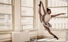 5 Contemporary Black Ballerinas Who Are Breaking Barriers